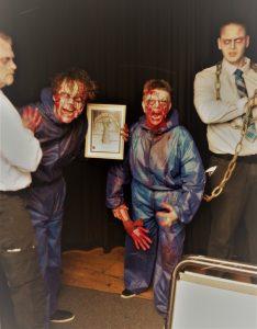 Zombier fra Dystopia Entertainment