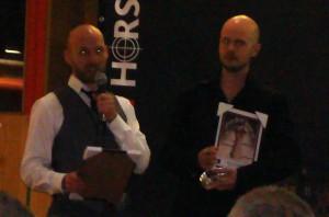 Lars Kramhøft og Tom Kristensens takketale 3 lille