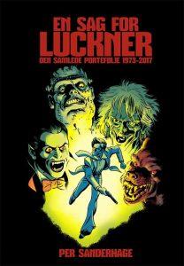 En sag for Luckner af Per Sanderhage, illustreret af Peter Snejbjerg