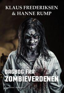 Dagbog fra zombieverdenen af Hanne Rump & Klaus Frederiksen
