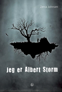 Jeg er Albert Storm af Zenia Johnsen